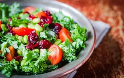 Kale Salad with Homemade Dressing Recipe